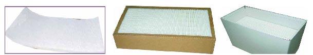 фильтры системы воздухоочистки